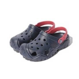 crocs(KIDS WEAR) CROCSサンダル(ネイビー)