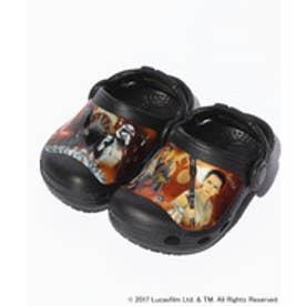 crocs(KIDS WEAR) CROCSスターウォーズサンダル(ブラック)