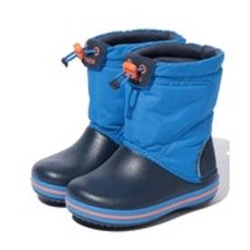 crocs(KIDS WEAR) CROCSブーツ(ブルー)