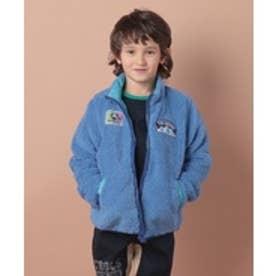 crocs(KIDS WEAR) CROCSボアジャケット(ブルー)