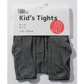 koe kids カラータイツ(グレー)【返品不可商品】