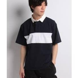 KRIFF MAYER TOUGHラガーシャツ(ネイビー)【返品不可商品】