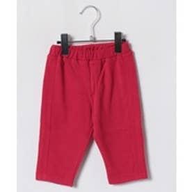 LUCAO ベビーパンツ(赤)【返品不可商品】