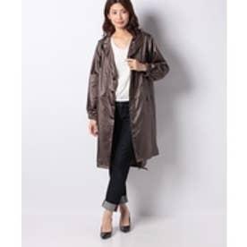 MARcourt 【mizuiro ind】:mod's coat(beige)【返品不可商品】