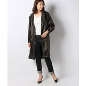 MARcourt 【mizuiro ind】:mod's coat(gray)【返品不可商品】