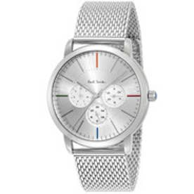 PAUL SMITH Paul Smith MA 腕時計 P10110 メンズ(シルバー×シルバー)【返品不可商品】
