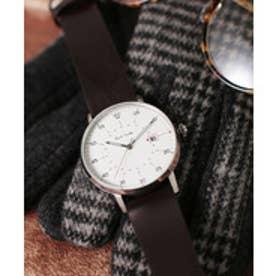 PAUL SMITH Paul Smith GAUGE 腕時計 P10076 メンズ(ホワイト×シルバー)【返品不可商品】