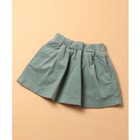 ROPE' PICNIC KIDS 【ROPE PICNIC KIDS】別珍カラースカート(ライトグリーン(33))
