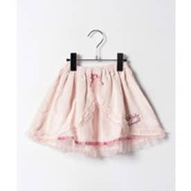 ShirleyTemple スカート(140cm)(ピンク)【返品不可商品】