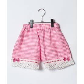 ShirleyTemple ショートパンツ(150〜160cm)(ピンク)【返品不可商品】
