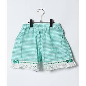 ShirleyTemple ショートパンツ(150〜160cm)(グリーン)【返品不可商品】