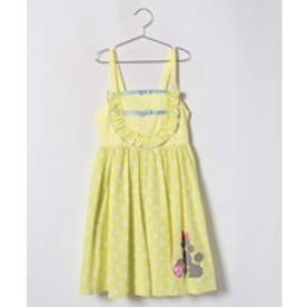 ShirleyTemple ジャンパースカート(150〜160cm)(キイロ)【返品不可商品】