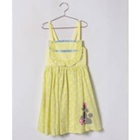 ShirleyTemple プードルジャンパースカート(140cm)(キイロ)【返品不可商品】