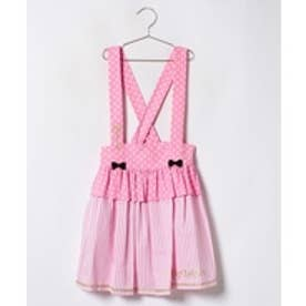 ShirleyTemple スカート(150~160cm)(ピンク)【返品不可商品】