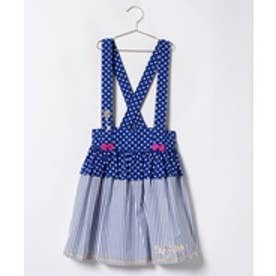 ShirleyTemple スカート(150~160cm)(ブルー)【返品不可商品】