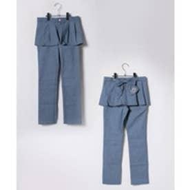 ShirleyTemple フル丈パンツ(150~160cm)(ブルー)【返品不可商品】