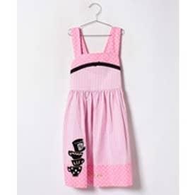 ShirleyTemple ジャンパースカート(150~160cm)(ピンク)【返品不可商品】