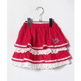 ShirleyTemple スカート(110cm)(赤)【返品不可商品】