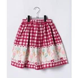 ShirleyTemple アイススカート(160cm)(赤)【返品不可商品】