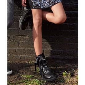 SISLEY YOUNG ベーシックワークブーツ(ブラック)【返品不可商品】