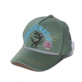 TINKERBELL 男恐竜キャップ帽子(トドラー)(カーキ)【返品不可商品】