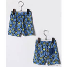 VacaSta Swimwear(Kids) 【セットアップ対応商品】MINION セミロング丈海パン(ネイビー)【返品不可商品】
