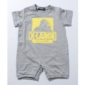 XLARGE KIDS OGゴリラカバーオール(トップグレー)【返品不可商品】