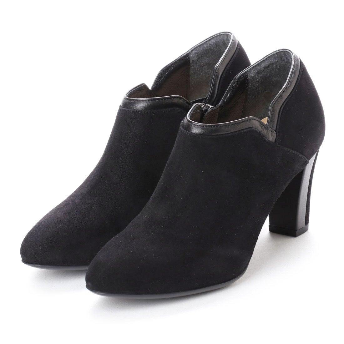 ロコンド 靴とファッションの通販サイトスタイルラボ STYLE lab スタイルラボ パンプス (ブラックスエード)
