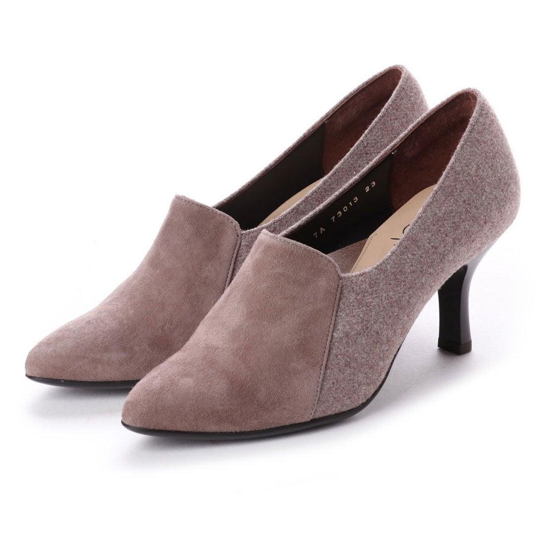 ロコンド 靴とファッションの通販サイトスタイルラボ STYLE lab スタイルラボ パンプス (ベージュコンビ)