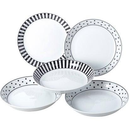 ノヴァ パスタ&カレー皿5枚セット
