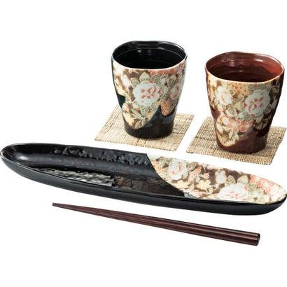 加賀友禅 ロックカップセット