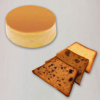 スイートジュエル 白チーズケーキセット【ラッピング不可】