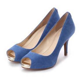 ナンバートゥエンティワン NUMBER TWENTY-ONE パンプス (BLUE)