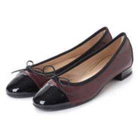 ナンバートゥエンティワン NUMBER TWENTY-ONE 婦人靴 (BORDO/BK)