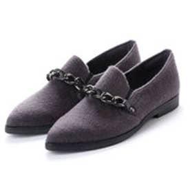 ナンバートゥエンティワン NUMBER TWENTY-ONE 婦人靴 (GRY)