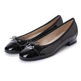 ナンバートゥエンティワン NUMBER TWENTY-ONE 婦人靴 (BK/BKverni)