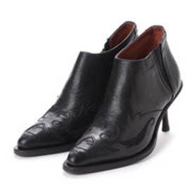 エヌティ NT(NUMBER TWENTY-ONE) 婦人靴 (BK)
