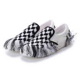 ナンバートゥエンティワン NUMBER TWENTY-ONE 婦人靴 (BL WH)