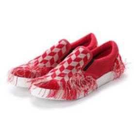 ナンバートゥエンティワン NUMBER TWENTY-ONE 婦人靴 (RED BGE)