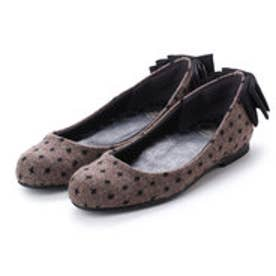 ナンバートゥエンティワン NUMBER TWENTY-ONE 婦人靴 (ベージュ)