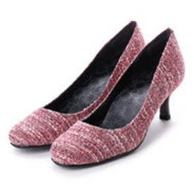 ナンバートゥエンティワン NUMBER TWENTY-ONE 婦人靴 (ピンク)