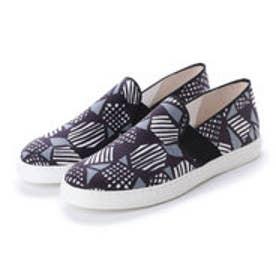 ナンバートゥエンティワン NUMBER TWENTY-ONE 婦人靴 (BLKガラ)
