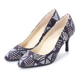 ナンバートゥエンティワン NUMBER TWENTY-ONE 婦人靴 (BLACK)
