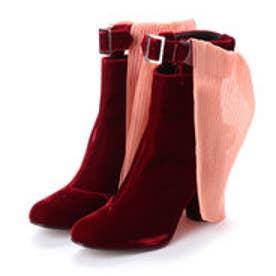ナンバートゥエンティワン NUMBER TWENTY-ONE ブーツ (RED)