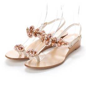 ナンバートゥエンティワン NUMBER TWENTY-ONE 婦人靴 (BG/PK)