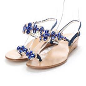 ナンバートゥエンティワン NUMBER TWENTY-ONE 婦人靴 (DENIM)