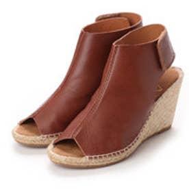 ナンバートゥエンティワン NUMBER TWENTY-ONE 婦人靴 (COGNAC)
