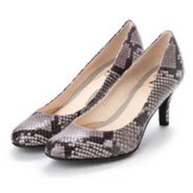 ナンバートゥエンティワン NUMBER TWENTY-ONE 婦人靴 (PYTHON)