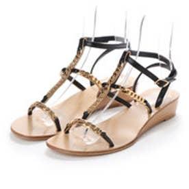 ナンバートゥエンティワン NUMBER TWENTY-ONE 婦人靴 (BK)
