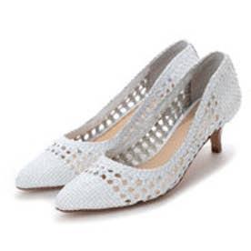 ナンバートゥエンティワン NUMBER TWENTY-ONE 婦人靴 (WHITE)